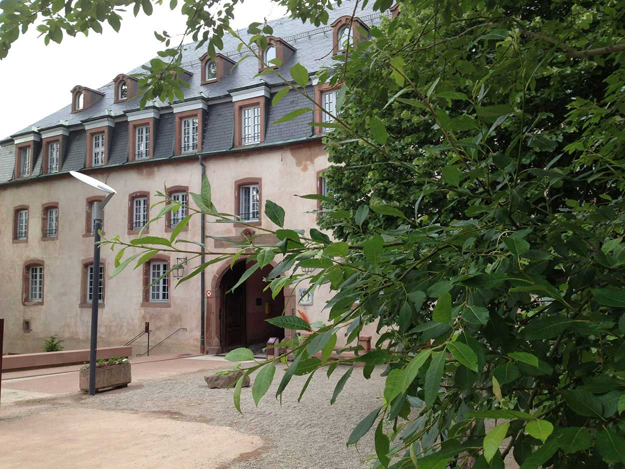 Hostellerie du Mont Sainte Odile