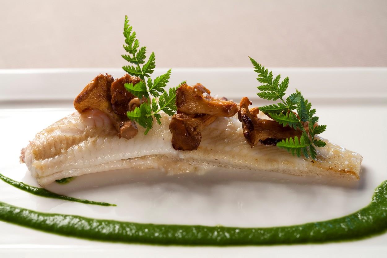 Restaurant gastronomique de l'Hostellerie du Rosenmeer