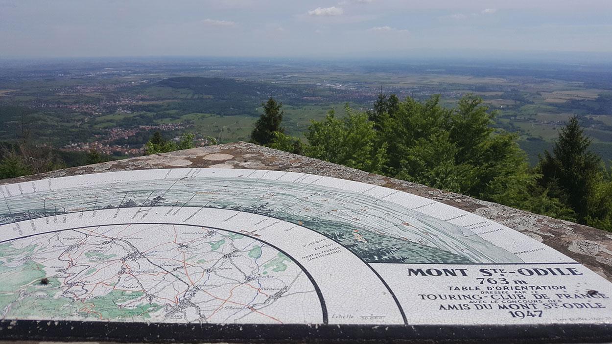 Mount Sainte-Odile