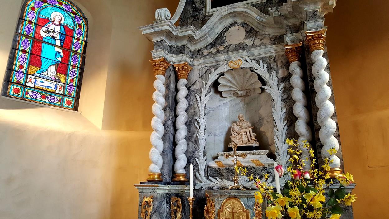 La chapelle du Kloesterlé