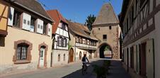 Portes et enceinte médiévales de Boersch