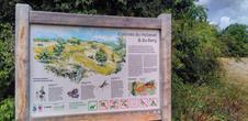 Le sentier découverte de collines en vignobles