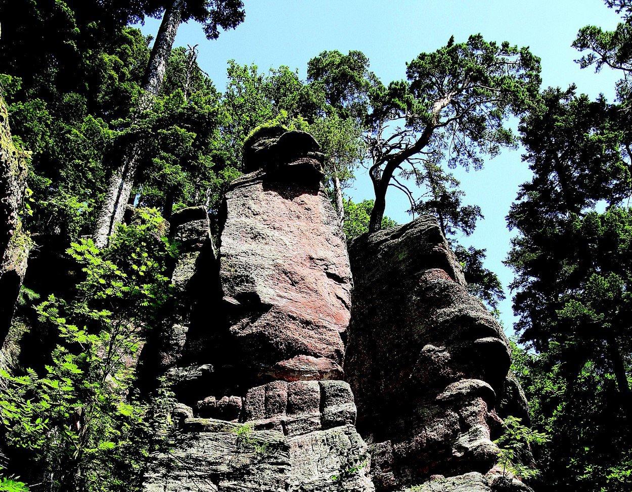 Le rocher des géants - ©C.Hamm