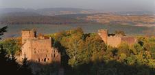 Visite des châteaux d'Ottrott