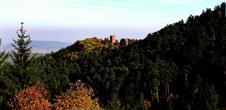 The Ottrott Castles