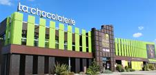 Workshop of the Bockel Chocolate Factory, party to greedy longings