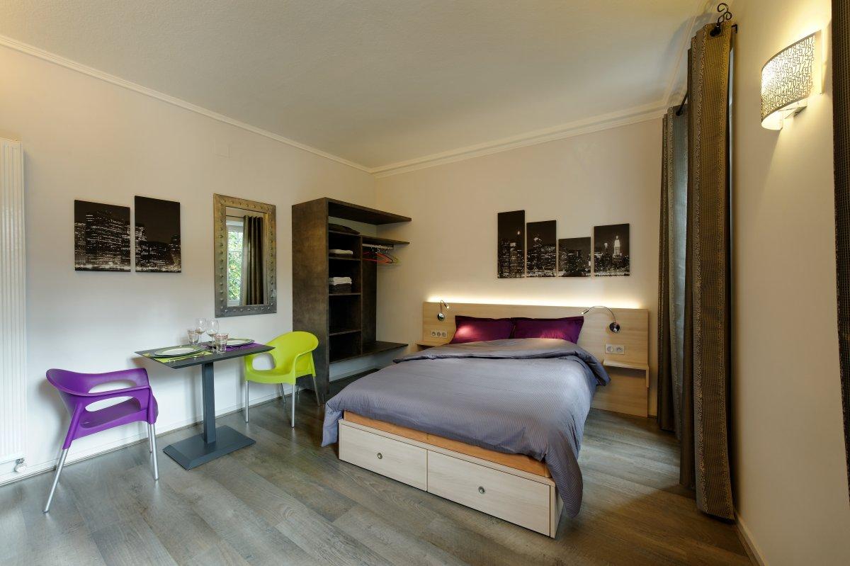 meubl de tourisme les balcons du rohan rohan 1 saverne. Black Bedroom Furniture Sets. Home Design Ideas