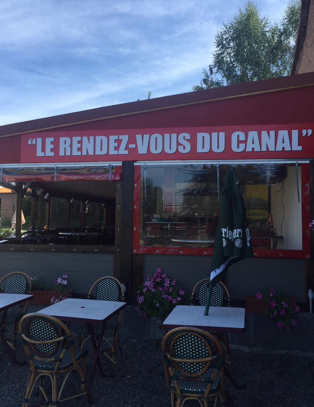 Le Rendez-vous du Canal