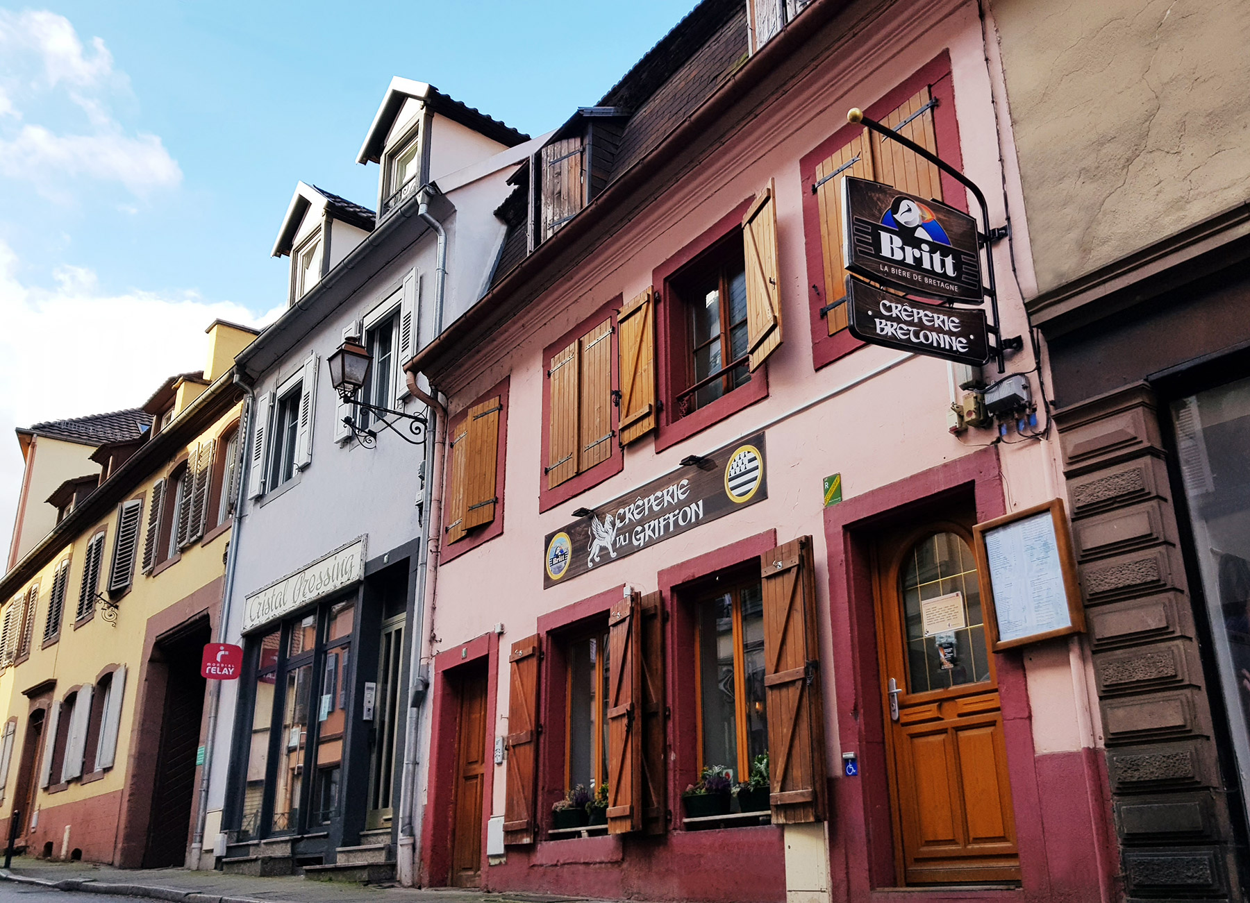 Crêperie du Griffon
