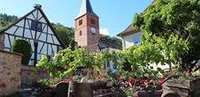 Visite guidée d'Ernolsheim-lès-Saverne