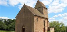 Sankt BLasius- Kapelle vom SIndelsberg