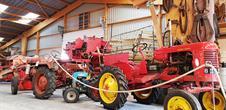 Exposition : patrimoine agricole d'antan