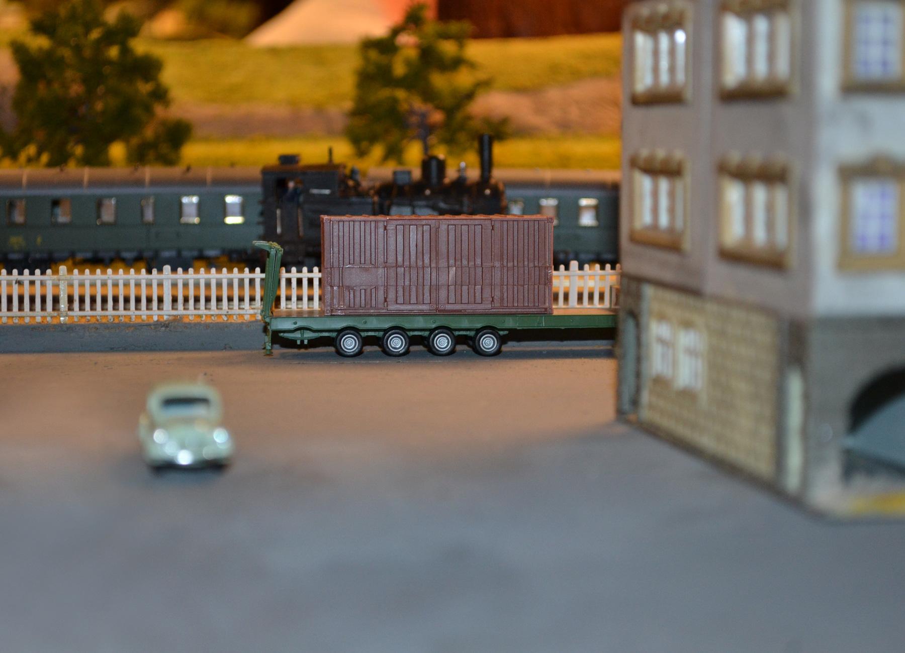 Présentation du modélisme ferroviaire