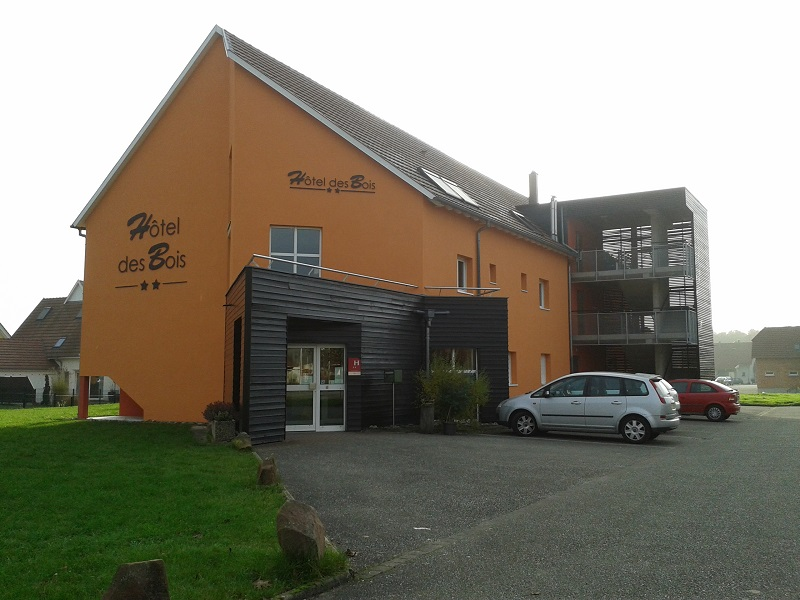 Image result for hotel de bois seltz