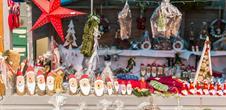 Christmas market - city center