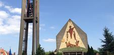 The church Saint Etienne