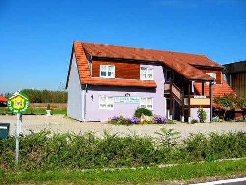 Group Cottage Gîte d'accueil au Pays Rhénan