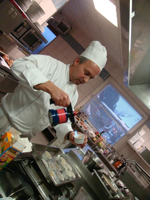 Atelier culinaire : Réalisez un repas de Pâques avec un Chef