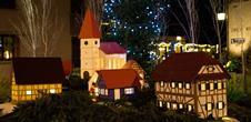 Inauguration Village de Noël - Marche de l'Avent