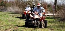 Outing on a Quad Bike