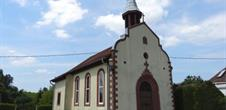 Die Kapelle St. Antoine