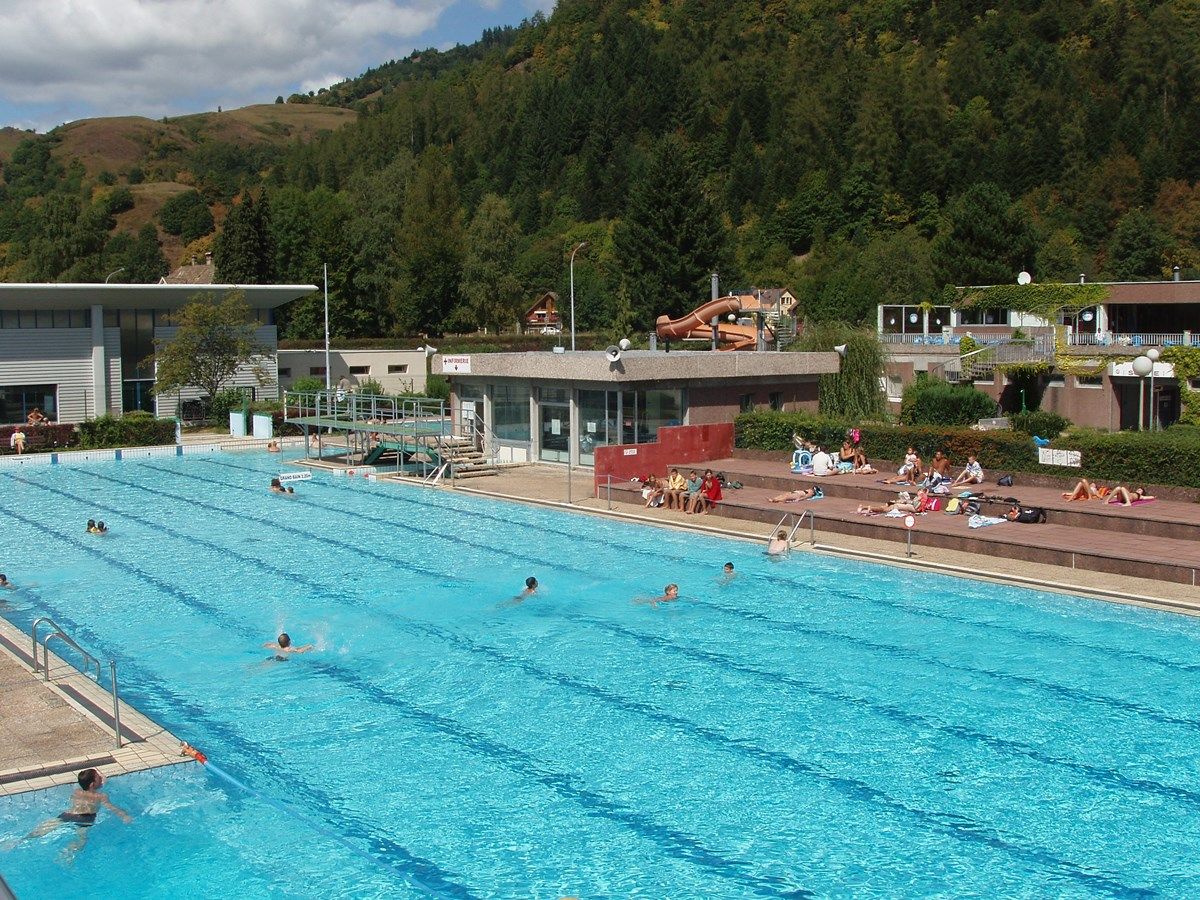 Centre aquatique piscine de wesserling fellering - Horaire piscine bouxwiller ...