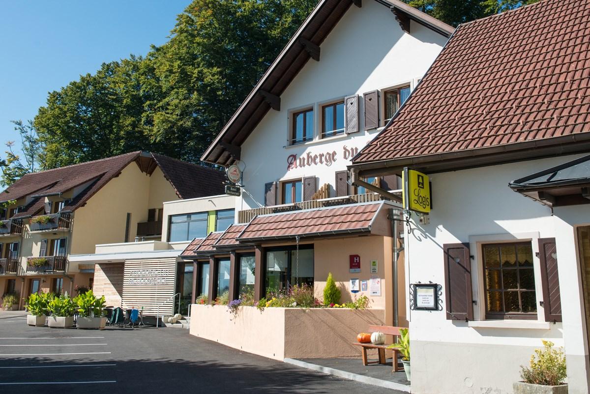 Hotel-Restaurant Auberge du Mehrbächel