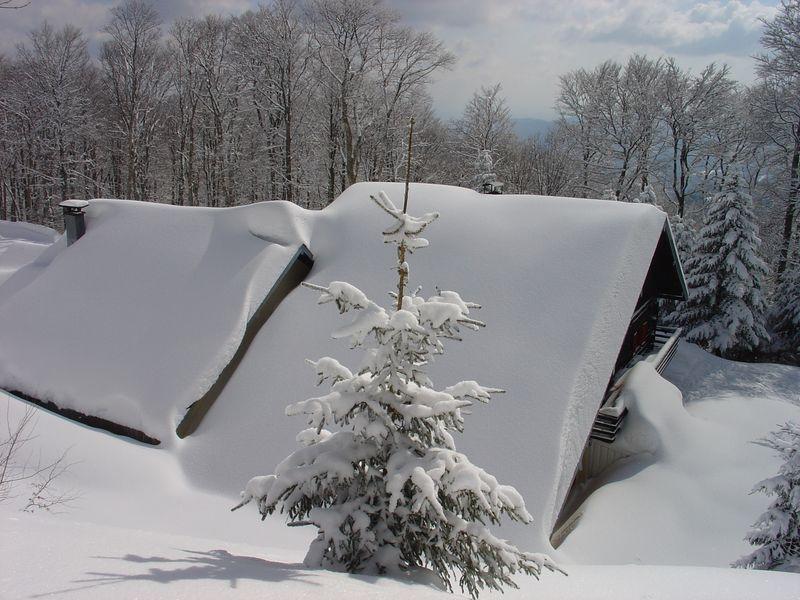 Mountain shelter Edelweiss
