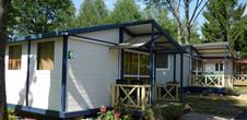 Châlets HLL du Camping les Bouleaux