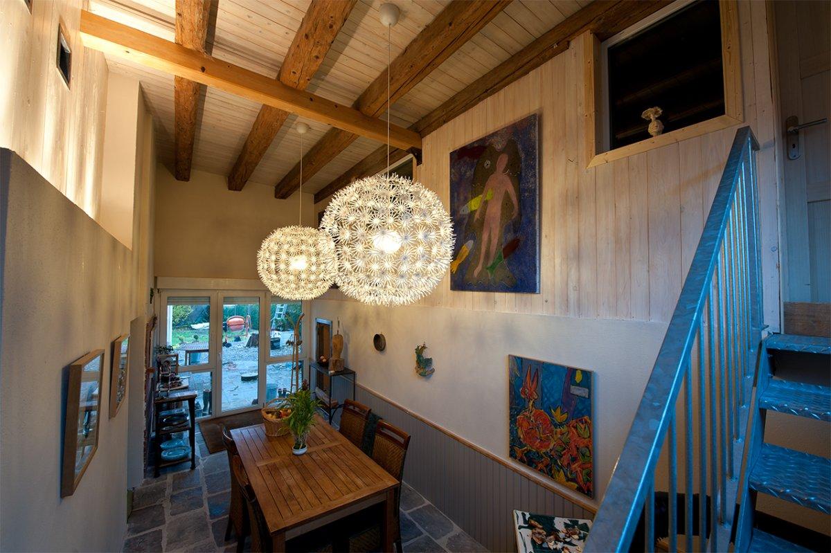 Chambre et table d 39 h tes les arts verts le grenier foin kruth - Chambre et tables d hotes ...