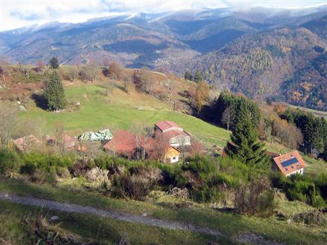 Group accommodation Bergenbach