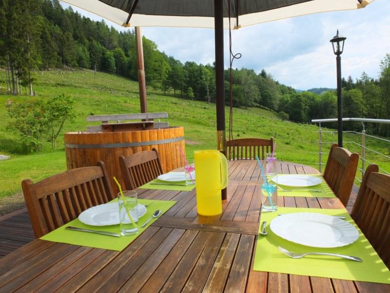 Guesthouse from Mrs Catherine KRAGEN : la Cascade