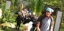 Pâques en folie au Parc de Wesserling
