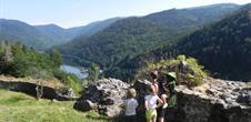 Balade famille : Les ruines du château de Wildenstein, circuit du Schlossberg