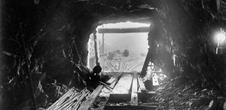 L'arrêt du chantier en 1935