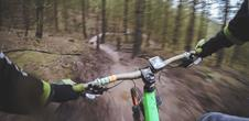 Bike parc au Markstein