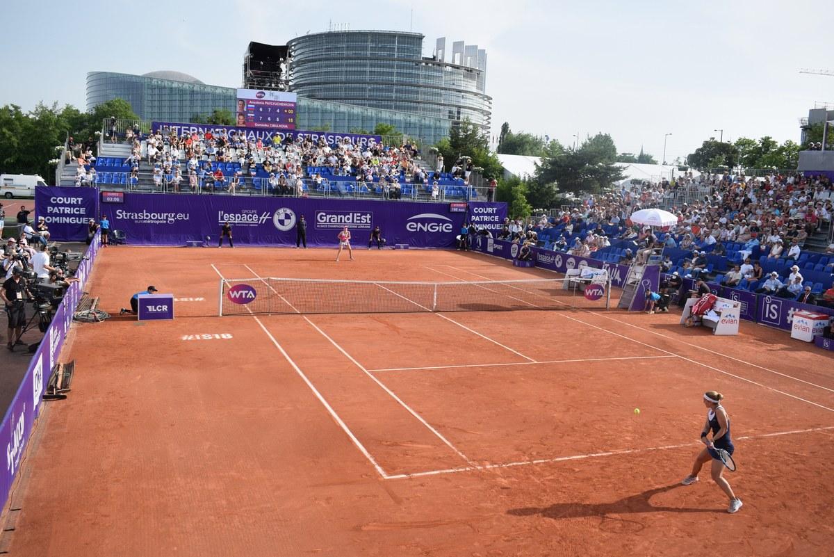 Internationaux de Strasbourg - international ladies tennis cup