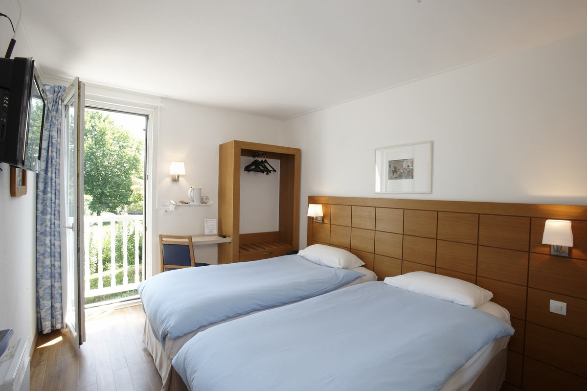 Comfort Hôtel Montagne-Verte