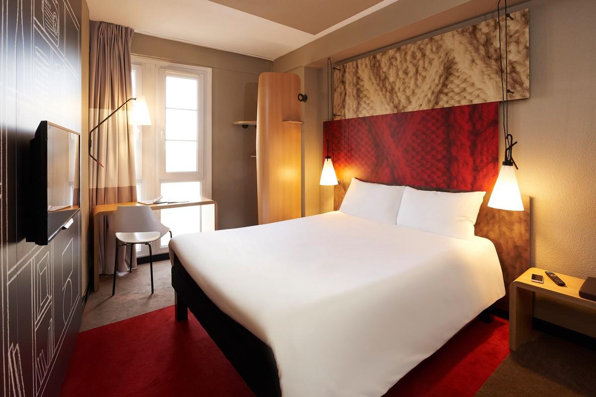 H tel ibis strasbourg centre gare strasbourg 67000 for Prix chambre hotel ibis