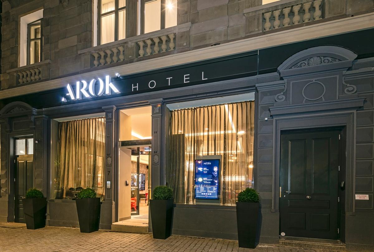 Hôtel Arok