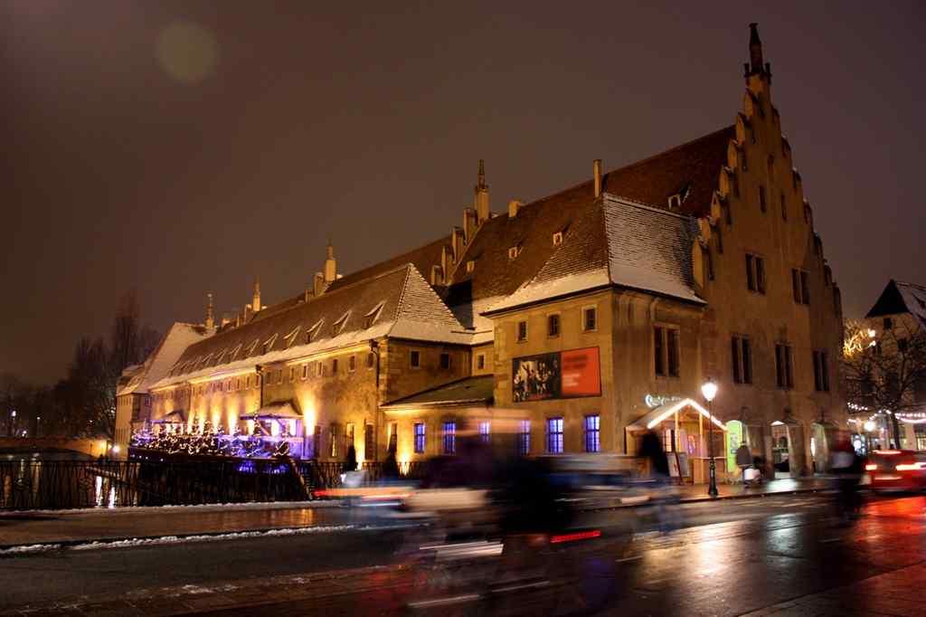 Restaurant a l 39 ancienne douane strasbourg for Reso strasbourg