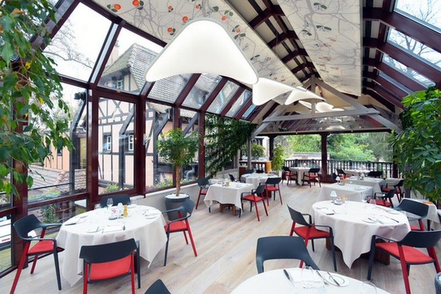 Restaurant Le Buerehiesel