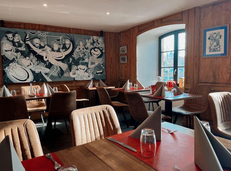 Restaurant Au Petit Bois Vert