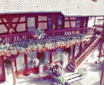 Chambre d'hôtes La Maison du Charron - Chambre Erable (Pfettisheim)