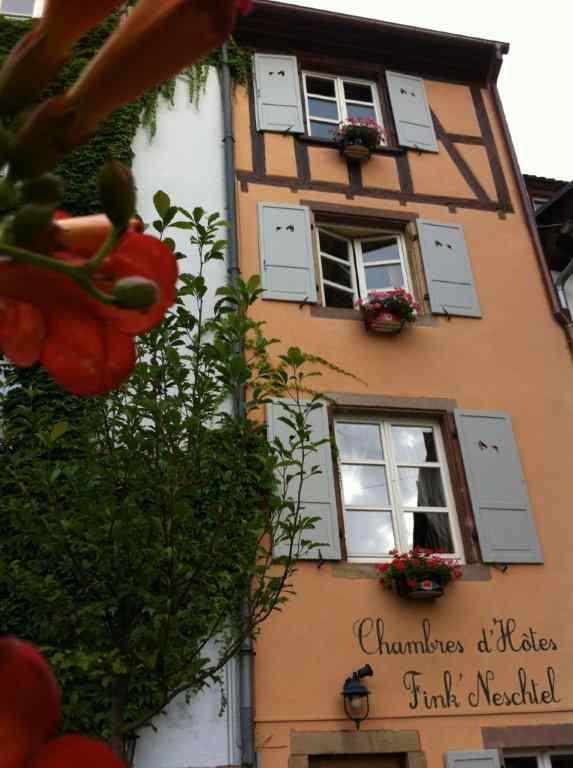 Chambres DHtes FinkNeschtel  Strasbourg