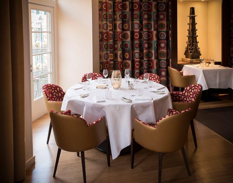 Restaurant le pont tournant strasbourg for Reso strasbourg