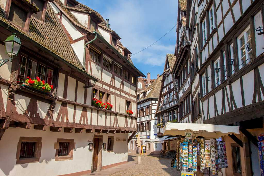 La petite france strasbourg - Office de tourisme de strasbourg et sa region ...