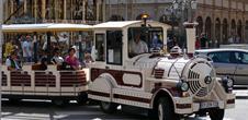 Petit train touristique - SAAT