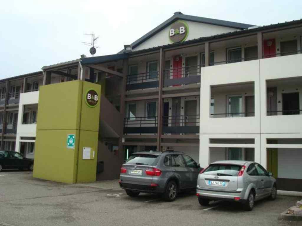 Hôtel B&B Strasbourg Sud Ostwald