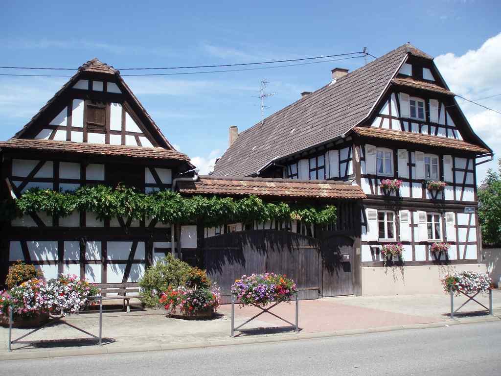Chambre d 39 h tes de m et mme v oltz vendenheim - Chambre d hotes strasbourg et environs ...